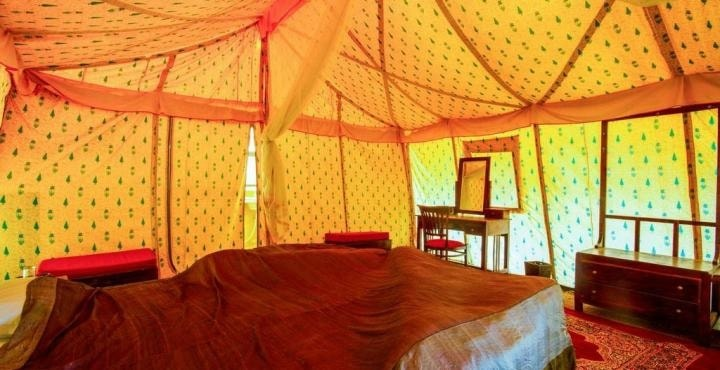 3. Royal Desert Camp View